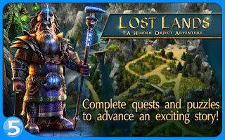 Lost Lands: Hidden Object Apk + Data Mod Money Free Download For Android