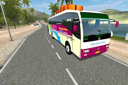 Kumpulan MOD Bus Jadul Tahun 90-an BUSSID Maleo
