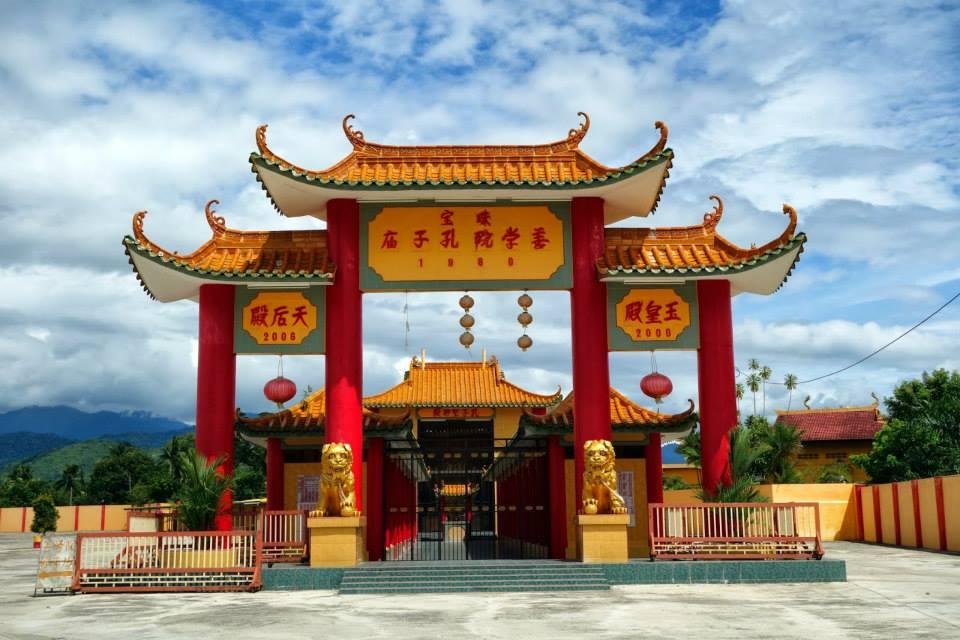 [馬來西亞.霹靂州(怡保)] 善學院孔子廟「通靈糖」求智慧求好成績