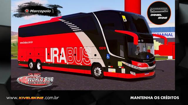 PARADISO G7 1600 LD - VIAÇÃO LIRA BUS