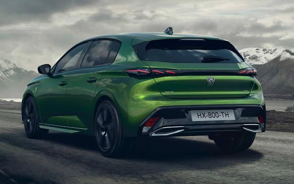 Novo Peugeot 3008 terá versão 100% elétrica para enfrentar o VW ID.3