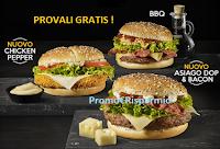 Logo McDonalds' My Selection Prèmiere  : provali Gratis !
