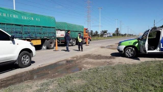 Mar del Plata refuerza los controles en los accesos a la ciudad por el Día del Padre