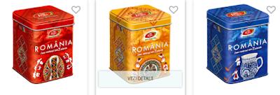 Ceai Suvenir Romania-cumpara de aic