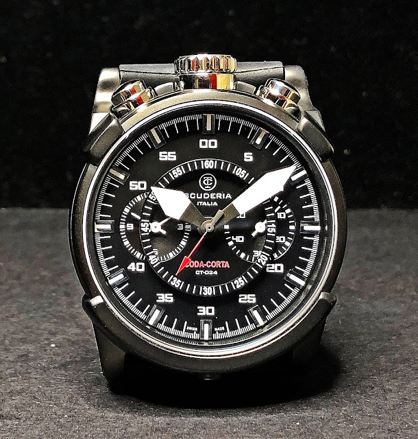 大阪 梅田 ハービスプラザ WATCH 腕時計 ウォッチ ベルト 直営 公式 CT SCUDERIA CTスクーデリア Cafe Racer カフェレーサー Triumph トライアンフ Norton ノートン フェラーリ CODA CORTA コーダコルタ CS40102