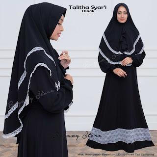 Thalita Syar'i by Boyazy