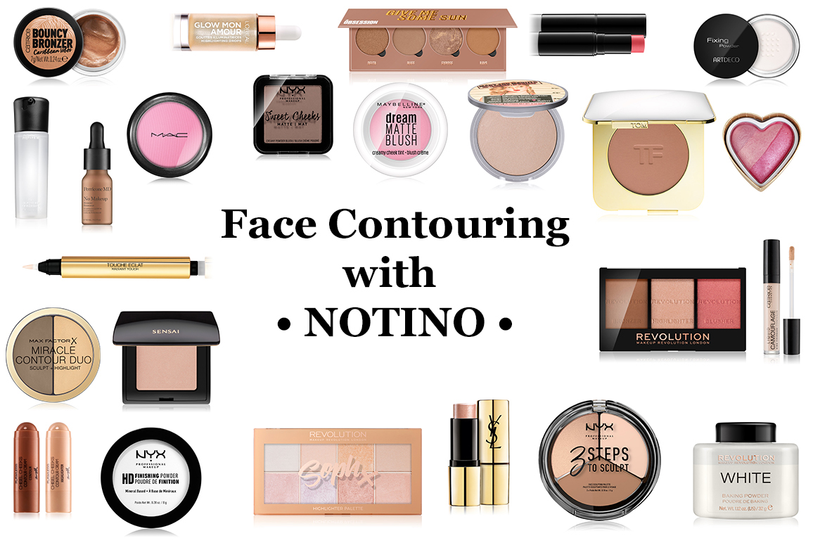 Face Contouring With Notino