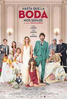 Estrenos de cine en España 14-Febrero-2020 : 'Hasta que la boda nos separe'