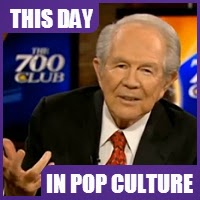 Pat Robertson was born on March 22, 1930.