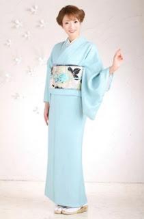 Jenis Kimono Terpopuler Untuk Wanita