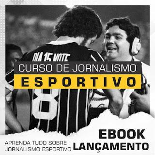 E-book O curso Jornalismo Esportivo