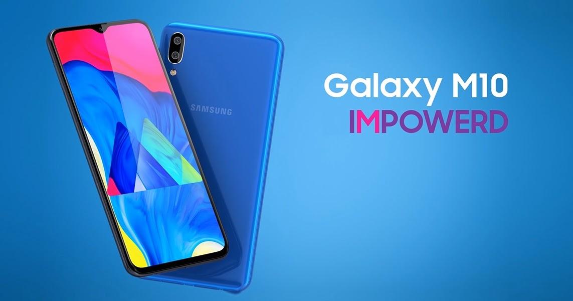 Samsung Galaxy M10: Smartphone Face Unlock Harga 1 Jutaan