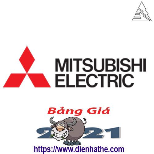 Bảng Giá Thiết Bị Điện Mitsubishi 2021