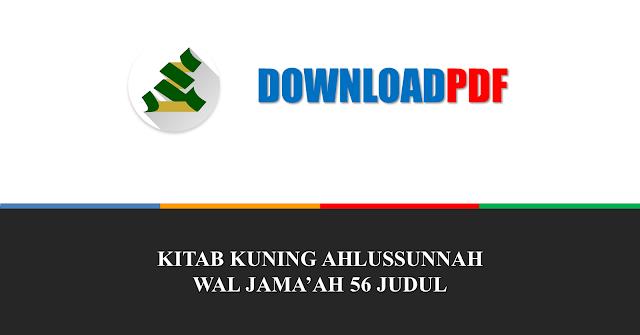 download pdf kitab kuning aswaja ulama salaf