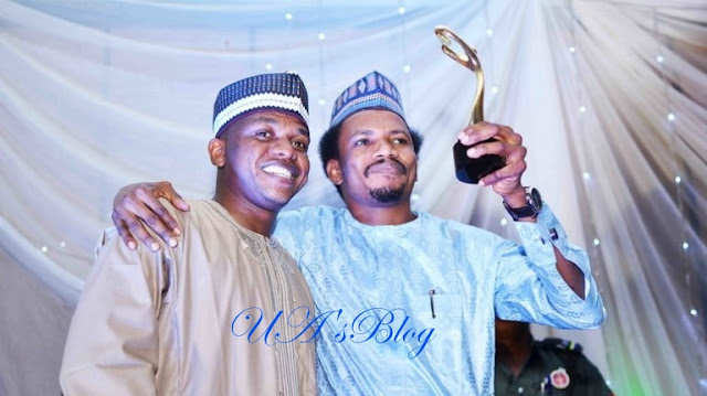 I Was A Labourer 20 Years Ago - Nigerian Senator, Abbo Reveals