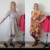 Asymetryczne sukienki :) :) :)