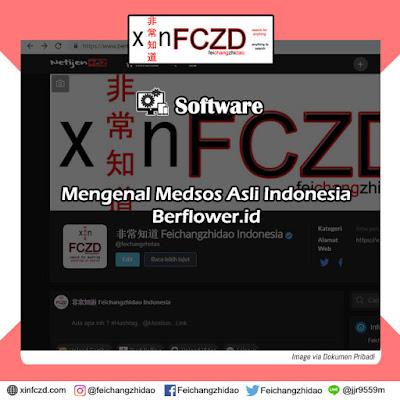 Review Medsos Asli Indonesia : Berflower.id, Bisa Dapat Duit?
