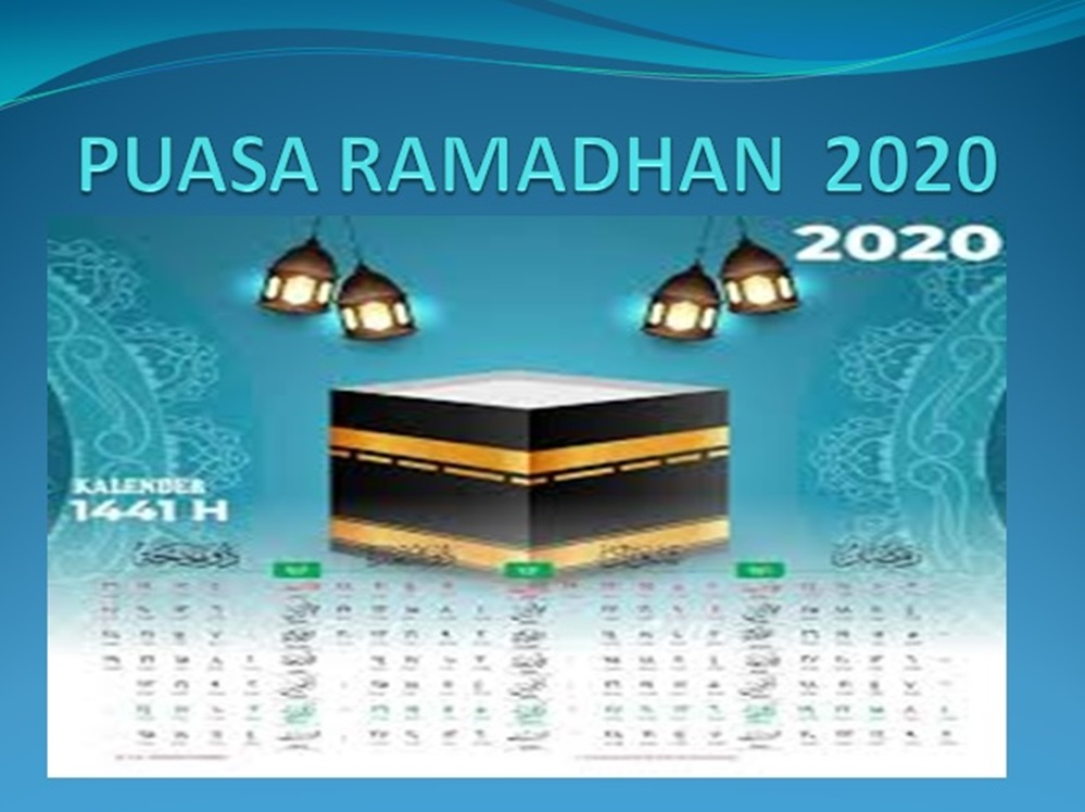 Jadwal Puasa Ramadhan Terbaru 2020/1441 Lengkap – Download