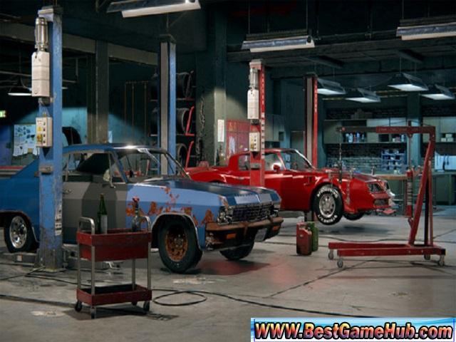 Car Mechanic Simulator 2018 Steam Games Free Download