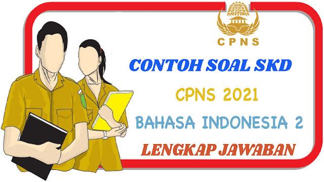 Contoh Soal Skd Cpns 2021 Tkp 1 Dan Jawaban Cekinfoaja