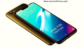 The shout upward is launched amongst the notch in addition to the await is like to  Vivo Y81 2018 launched, cost is 49,90,000 dong