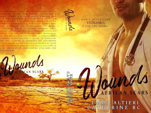 Wounds - African Scars di Emma Altieri e Catherine BC | Presentazione