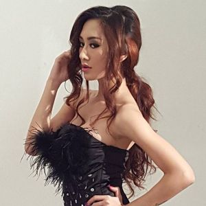DJ Rizuka Amor, Cantik, Paha Mulus, Seksi