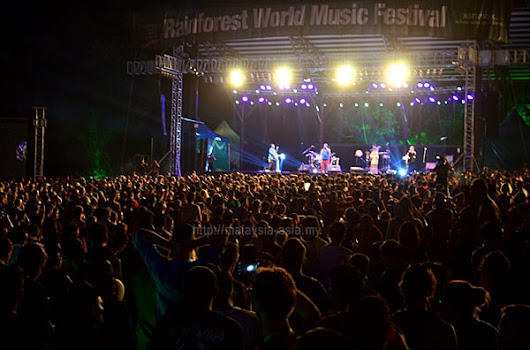 Rainforest World Music Festival Wins Asia-Pacific Excellence Awards