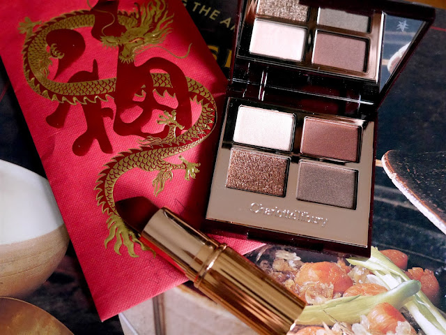 Charlotte Tilbury Chinese New Year Look