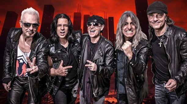 Anfetamina & Rock: ¡Scorpions lanza una nueva balada!