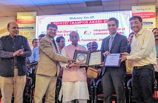 RCCI awards RUJ Group with Industry Champion Award 2019