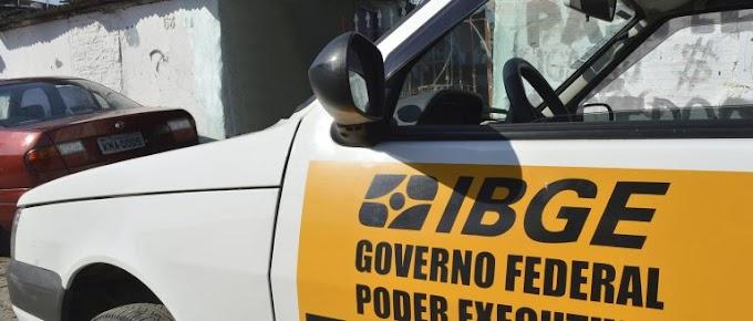 CRATEÚS: IBGE VAI CONTRATAR VÁRIOS JOVENS PARA TRABALHAR NO SENSO 2020