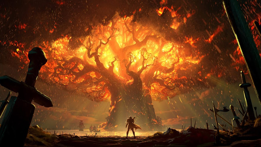 world of warcraft battle for azeroth teldrassil