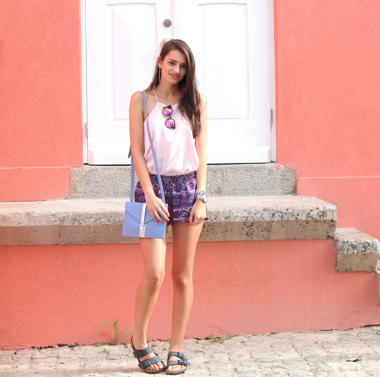 peexo fashion blogger summer holiday lookbook