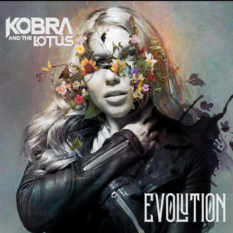 Kobra And The Lotus Evolution Cover album