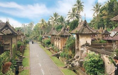 Bangga!! Salah Satu Desa Terbersih di Dunia Ternyata Berasal dari Indonesia