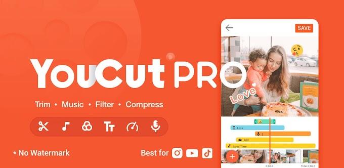 YouCut v1.454.1121 Pro APK