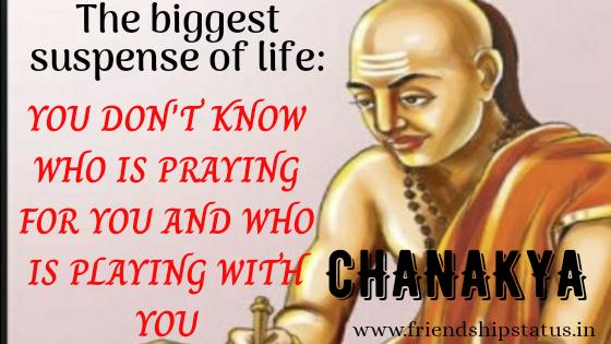 Chanakya Quotes
