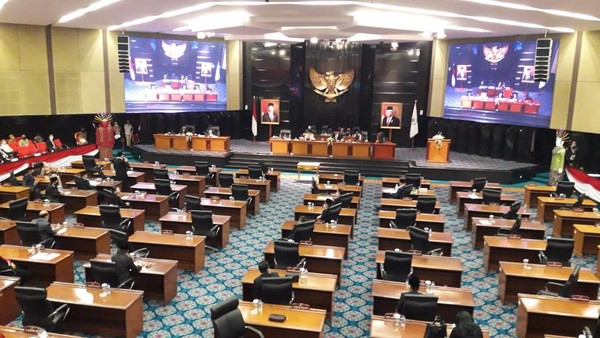 Meski Ditolak 4 Fraksi, DPRD DKI Tetap Sahkan Laporan Anggaran Anies