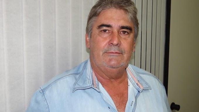 Informamos o falecimento de Claudir Crotti, ex-vereador de Porto Barreiro