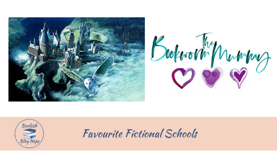 BOOkish Blog Hop: Favourite Fictional Schools @T_Richardson_x