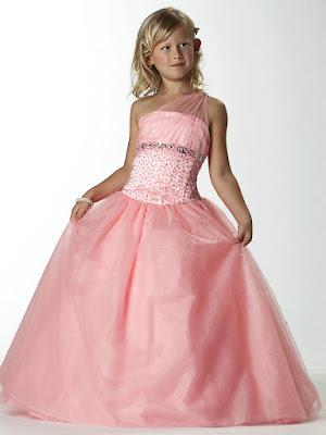 Vestidos de fiesta para niña