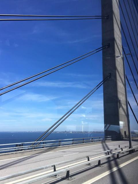 Puente Copenhague Malmo