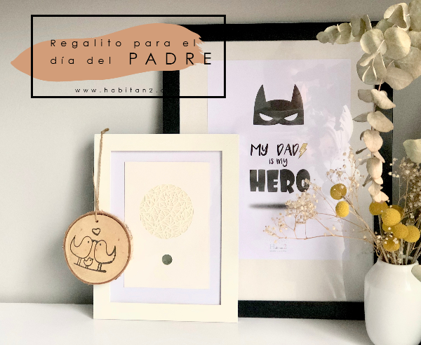 Descargable regalito para el día del padre diseño de Habitan2 | Diseño y eventos