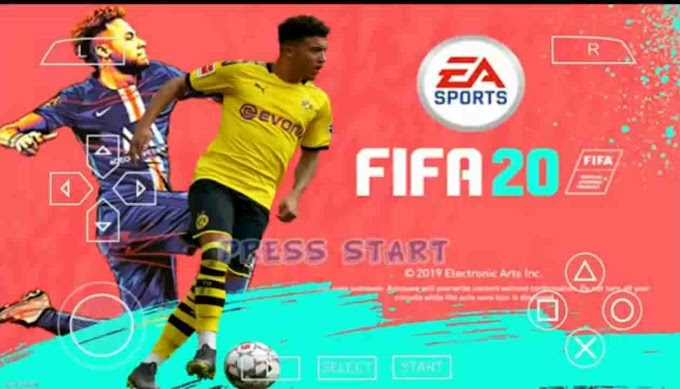 Latest Fifa 2020 Ppsspp-Psp Iso File Download Link - English