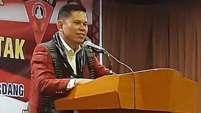 DPP Horas Bangso Batak Desak Polisi Tangkap Pemilik Tambang Ilegal di Danau Toba