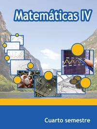 Matemáticas IV Cuarto Semestre Telebachillerato