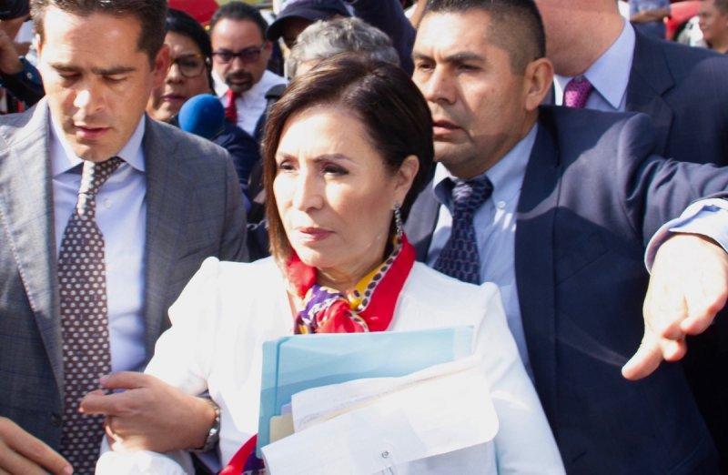 Juez envía a Rosario Robles a prisión, entra a Penal de Santa Martha Acatitla