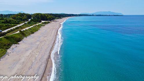 Η  μεγαλύτερη και ……η  πιο ασφαλής παραλία της Ευρώπης βρίσκεται στην Πρέβεζα![βίντεο]
