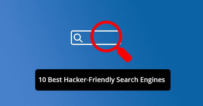 Best Search Engine For Hackers